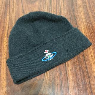 ヴィヴィアンウエストウッド(Vivienne Westwood)のヴィヴィアンウエストウッド ニット帽(ニット帽/ビーニー)