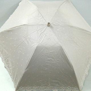 アンテプリマ(ANTEPRIMA)のアンテプリマ 折りたたみ傘 - 黒×白(傘)