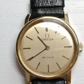 オメガ(OMEGA)の質流れ品FX!OMEGA オメガ DE VILLE デビル レディース 腕時計 (腕時計)