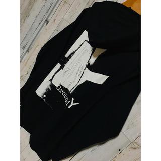 ヨウジヤマモト(Yohji Yamamoto)のYの究極芸術。極限定ヨウジヤマモトパーカー 論理 doublet Y-3 CDG(パーカー)
