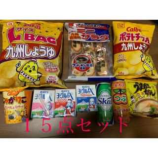 コストコ(コストコ)のお菓子詰め合わせ ラーメン ジュース 食品 お値下げ中(菓子/デザート)