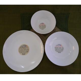 山崎製パン - 3種類 × 3組 ヤマザキ 春のパン祭り お皿  計9枚  新品未使用