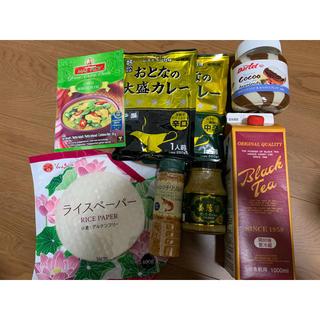 カルディ(KALDI)の業務スーパー カルディ 食品詰め合わせ(缶詰/瓶詰)
