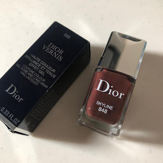 ディオール(Dior)のディオール  ヴェルニ 848 エナメル(マニキュア)