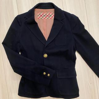 バーバリーブルーレーベル(BURBERRY BLUE LABEL)のジャケット バーバリーブルーレーベル(テーラードジャケット)