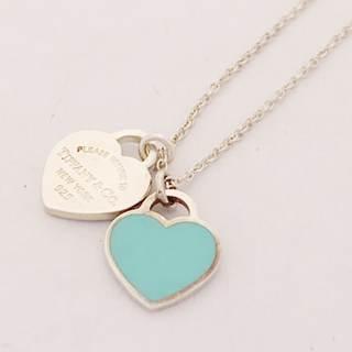 ティファニー(Tiffany & Co.)のティファニー ネックレス美品  シルバー(ネックレス)