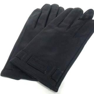 バーバリー(BURBERRY)のバーバリーズ 手袋 23 レディース新品同様 (手袋)