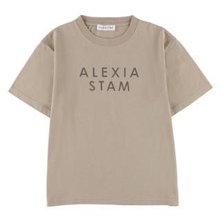 ALEXIA STAM - アリシアスタン シャツ タグ付き