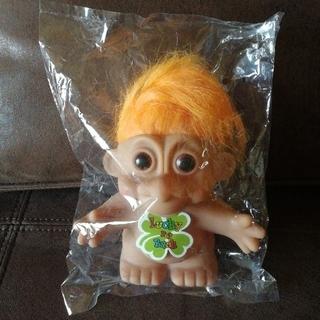 トロール 人形 貯金箱(置物)