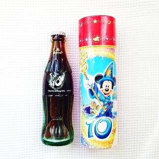 ディズニー(Disney)の♥[美品] 東京ディズニーシー10周年記念♥コカコーラ ボトル ケース♥(その他)