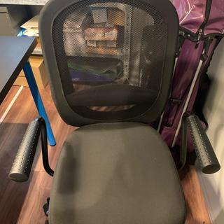 イケア(IKEA)のIKEA オフィスチェア【引取限定】(オフィスチェア)
