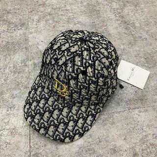 Dior - 人気品 ディオール♪DIOR キャップ 帽子 美品