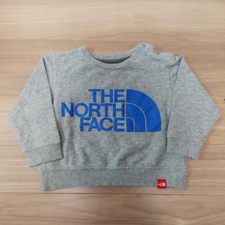 ザノースフェイス(THE NORTH FACE)のTHE NORTH FACE ベビー トレーナー(7)(トレーナー)