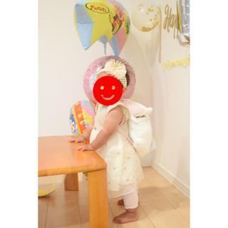 ジェラートピケ(gelato pique)の1歳誕生日、ファーストバースディセット(リュックサック)
