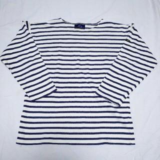 SAINT JAMES - 旧タグ SAINT JAMES セントジェームス ウェッソン バスクシャツ