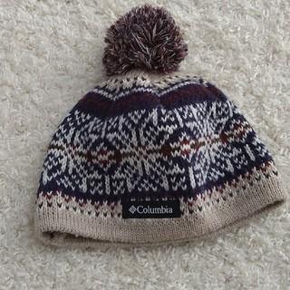 コロンビア(Columbia)のcolumbia ベビーニット帽(帽子)
