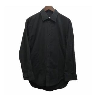 バレンシアガ(Balenciaga)の【BALENCIAGA】メンズ黒 シャツ(シャツ)