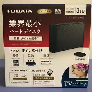 アイオーデータ(IODATA)の外付けHDD(その他)