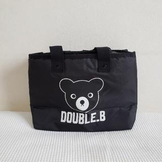 ダブルビー(DOUBLE.B)の【非売品】ダブルB 保冷バッグ(その他)