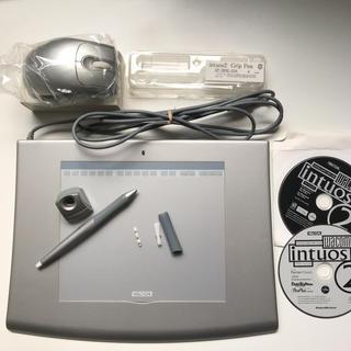 ワコム(Wacom)の付属品有 Wacom ペンタブ intuos 2 XD-0608-U(PC周辺機器)