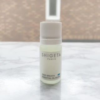 シゲタ(SHIGETA)の【最終価格】SHIGETA ディープブレス(エッセンシャルオイル(精油))