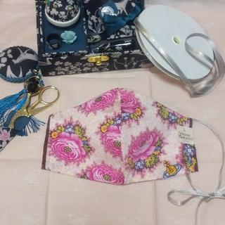 ヴィヴィアンウエストウッド(Vivienne Westwood)のぷぅねぇ様専用 3枚セット 花柄とオーブ刺繍 ヴィヴィアン(その他)