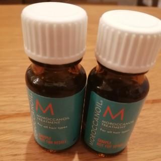 モロッカンオイル(Moroccan oil)のモロッカンオイル 10ml 2本セット(オイル/美容液)