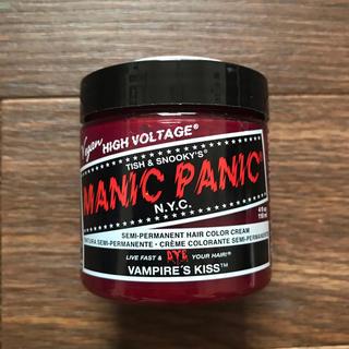 MANIC PANIC ヴァンパイアキッス 118ml(カラーリング剤)