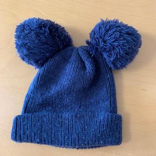 プティマイン(petit main)のプティマイン  ニット48cm(帽子)