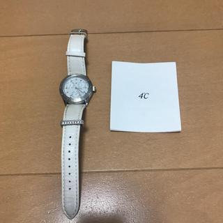 ヨンドシー(4℃)のtamaちゃん様専用(腕時計)