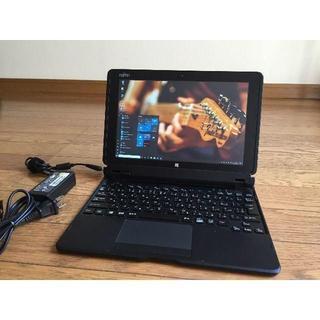 フジツウ(富士通)のQ506/ME Z8500 64G/SSD 1920x1080 富士通(タブレット)
