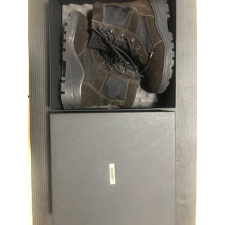 アディダス(adidas)のYeezy Season 4 combat boots 28cm(ブーツ)