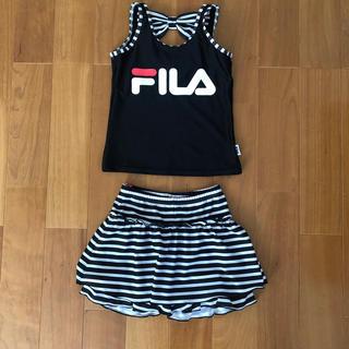 フィラ(FILA)の水着 セパレート 140  FILA(水着)