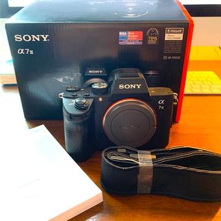 SONY - ラクマ特別価格 Sony a7iii ボディのみ
