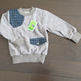 ◼️新品◼️  子ども用トレーナー  100センチ(Tシャツ/カットソー)