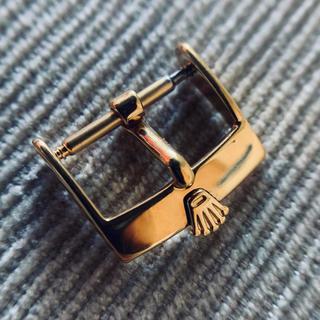 ロレックス(ROLEX)の尾錠 16.5ミリ幅 ゴールド(腕時計(アナログ))