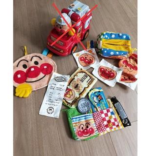 アンパンマン(アンパンマン)のアンパンマンおもちゃまとめ売り 赤ちゃん ベビー  知育玩具(知育玩具)