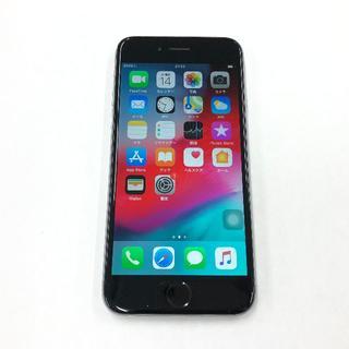 アップル(Apple)のsoftbank iPhone6 64GB グレイ(スマートフォン本体)