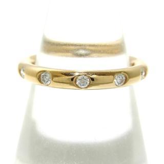 ティファニー(Tiffany & Co.)のティファニー リング美品  12Pダイヤ(リング(指輪))
