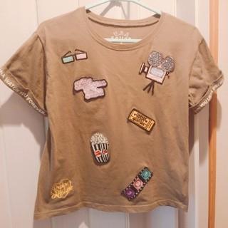 レピピアルマリオ(repipi armario)のレピピアルマリオ Tシャツ(Tシャツ/カットソー)