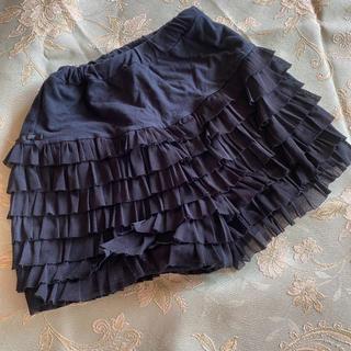 ポンポネット(pom ponette)のポンポネット チュールパンツ 130(スカート)