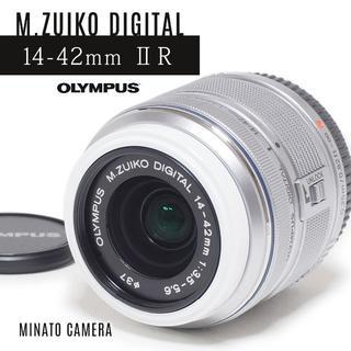 OLYMPUS - ズーム★M.ZUIKO DIGITAL 14-42mm F3.5-5.6 Ⅱ R
