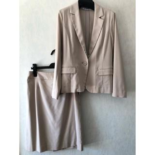ナチュラルビューティーベーシック(NATURAL BEAUTY BASIC)のナチュラルビューティーベーシック☆スカートスーツ(スーツ)