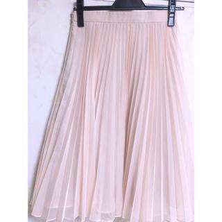 ジルスチュアート(JILLSTUART)のクリスタルプリーツスカート 値下げʚ♡ɞ(ロングスカート)