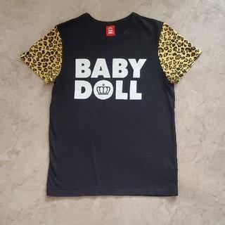 BABYDOLL - 【BABYDOLL】レディース半袖シャツ Tシャツ