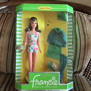 バービー(Barbie)のマテル社 フランシー30周年記念復刻版(ぬいぐるみ/人形)