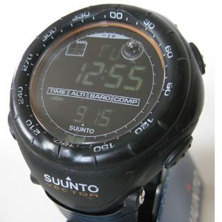 スント(SUUNTO)の★送料無料!SUUNTO VECTOR エックスブラック (腕時計(デジタル))