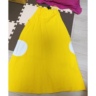 バーニーズニューヨーク(BARNEYS NEW YORK)のBARNEYS NEWYORK lisa perry ドレス(ひざ丈ワンピース)