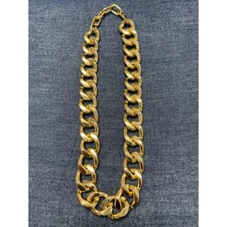 ウィゴー(WEGO)のチェーンネックレス ゴールド アクセサリー(ネックレス)