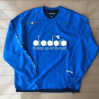 ディアドラ(DIADORA)の★DIADORA★スポーツウェア ジャージ ピステ ブルーMサイズ(ウェア)